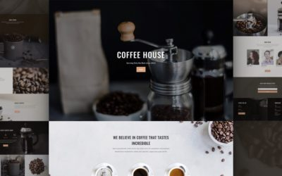 Layout per Bar e Caffetterie